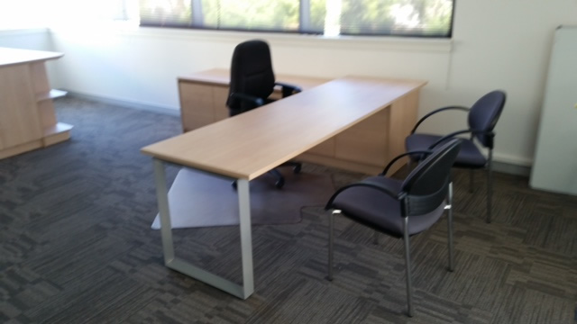 Executive Office Fit out Perth