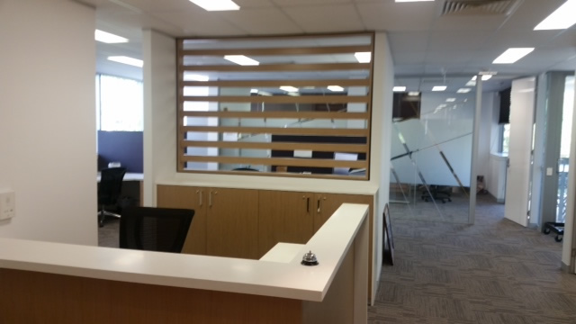 west perth reception area